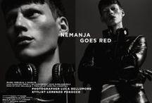 RedMilk RED FASHION / www.redmilkmagazine.com/fashion/red-fashion/