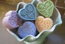Soap molds / by Fran Kelly