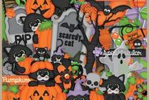 Scaredy Cats Collection
