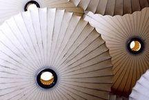 illuminate / light, lighting, lamps, light bulbs, lanterns, paper lanterns, asia, sparkle, celebrate, home, street / by Nancy Lennon Hansen