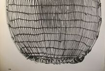 fiber arts / using every sort of fiber to create art: decorative and useful / by Nancy Lennon Hansen