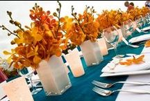 Wedding Colors: Fall inspiration / Haber Event Group is an Event Planning company serving all of Southern California. We are based out of Santa Monica. www.HaberEventGroup.com * (818) 486-2111. / by Haber Event Group - Santa Monica, CA