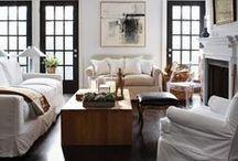 Living Room / by Elizabeth@ The Little Black Door