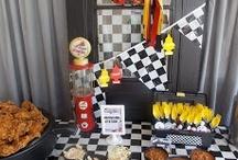 Race Car party ideas