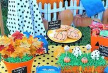 Halloween Party Ideas + Decor / Halloween Parties, Teen Halloween Parties, Kid Halloween Parties, Halloween Party Ideas, Day of the dead, dia de los muertos, Halloween decor, halloween treats