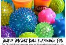 Sensory Activities & Tubs / by Michelle Pierce