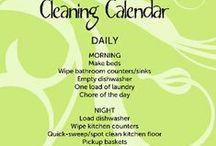 Lets clean / by Ashley Pitman