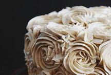 cakes / by Charles Stephanie Owens
