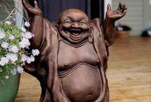 BUDDHA / i love buddha / by Bellalagoo .