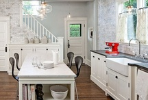 Bright and white kitchens.  / I am aware they all look the same. so?
