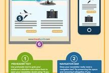 iContact's Infographics / iContact's Infographics / by iContact