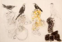 Birds! / by Laura Ibsen