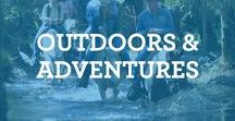 Outdoors and Adventure / Outdoor activities and adventures await you in the Orlando destination!