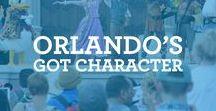 Orlando's Got Character