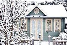 home: tiny house / tiny home, tiny house, small footprint, square feet, downsize, portable, eco-friendly