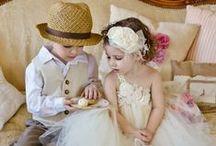 Weddings: Flower Girls & Ring Bearers / by Haber Event Group - Santa Monica, CA