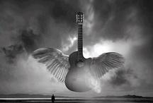 ~guitars~ / by sunshyne66☮❤♫☼