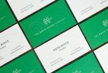 Business Cards / by Bobby Anderson