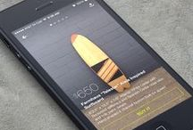 App | All / Mobile App | UX(UI) / by Sota Yamashita