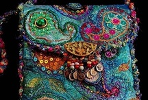 ~textile art~ / by sunshyne66☮❤♫☼