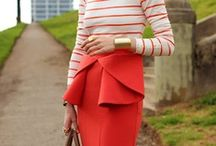 Style Inspiration year-round / by Courtney Watts