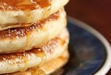 A quest for the Perfect Pancake / Sunday morning breakfast.  Pancakes we've tried.  Pancakes we want to try.  It's all about the pancakes.