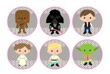 Haber Event Group: Star Wars Baby Shower / by Haber Event Group - Santa Monica, CA