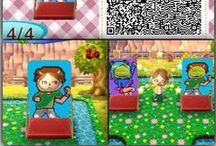 New Leaf QR Codes / RoseTree's (My) Dream Address: 4100-2203-1954 / by Lindsay Thompson