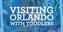 Visiting Orlando With Toddlers / See why Orlando is made for little ones. Use these pins to start planning your vacation dreams with activities made just for them!