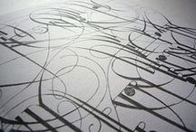 designer: marian bantjes / Marian Bantjes is a Canadian designer, artist, illustrator, typographer and writer.