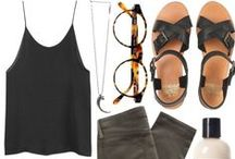 fashion: outfits / fashion planning, outfits, accessories / by Nancy Lennon Hansen
