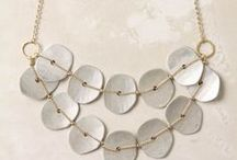 jewelry: eclectic / eclectic necklaces