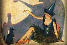 *) Vintage Halloween (* / by Sheri Kinser