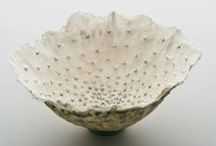 felted vessels / craft and art, felt is a wool fiber. combine it with water, kneading and friction techniques to create 3D vessels