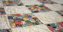 Quilting / Beautiful quilts, patterns and fabrics.