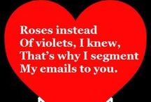 Valentine's Day Marketing / Email Marketing and Social Media Marketing Ideas for Valentines Day!
