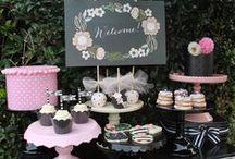 Spring party ideas / Spring, brunch, Spring brunch, floral