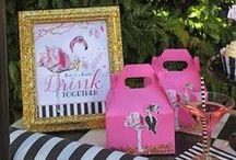 Flamingo party ideas / flamingos, pink flamingo, flamingle, flamingo party