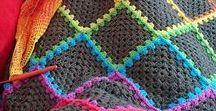Crochet / Crochet inspiration and patterns.