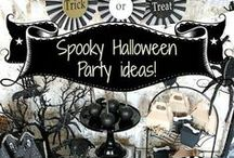 Hallow's Eve Party Ideas