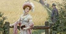 Regency Images / Images related to the history, manners and dress of the English Regency,