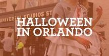 Halloween in Orlando / Orlando Transforms into a two-month Celebration with 130+ events! From Extreme Adult Scares to Kid-Friendly Frights! Check out our pins here!