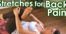 Movement And Relaxation / Ideas for movement and gentle exercise.