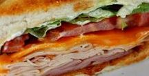 Dagwoods / recipes for different types of sandwiches.