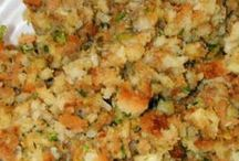 Sumptuous Sides / Yummy recipes for side dishes.