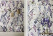 Floral Decor / Bring the beauty of a garden into your home, no watering or soil required.