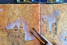 ⇒ Carnets de voyage / Inspiration : carnets de voyage