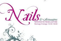 Nails & Accessoires / Nagelmodellage, Nail Art, Lash-Lifting