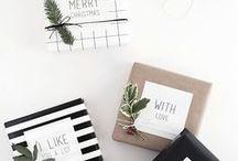 Geschenkverpackungen / Geschenke interessant und nett verpacken.
