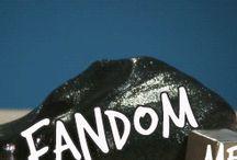 Fan Girl+Boys Posts/LGBTQ+/OC's/Artist Comic's/Me / Pretty much tumbler